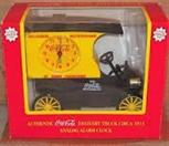 COCA COLA Clock ALARM CLOCK